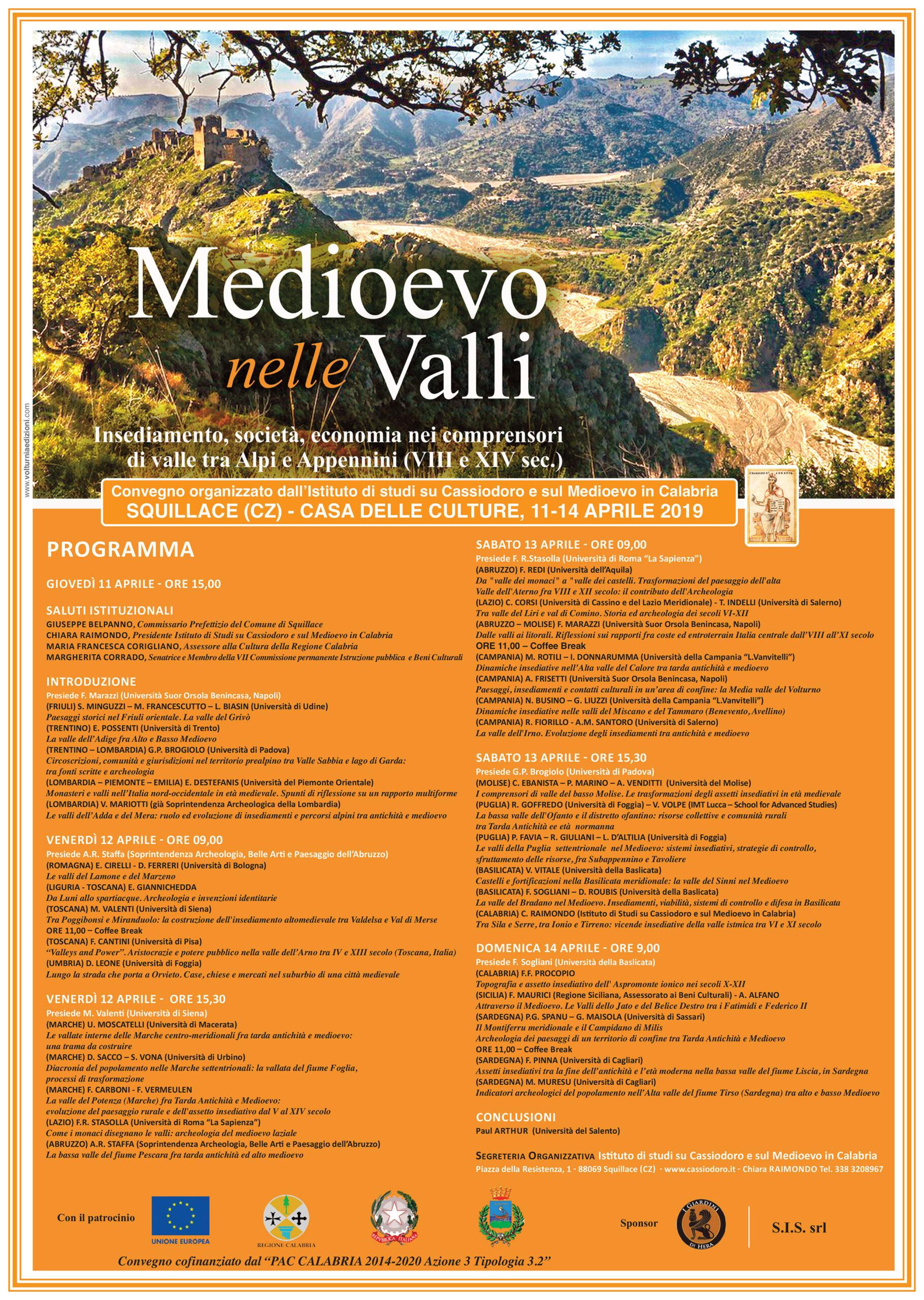 Medioevo nelle valli